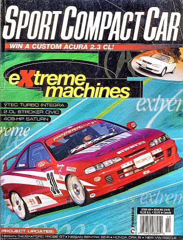 2 Magazine $20 · Sport Compact Car Vol.