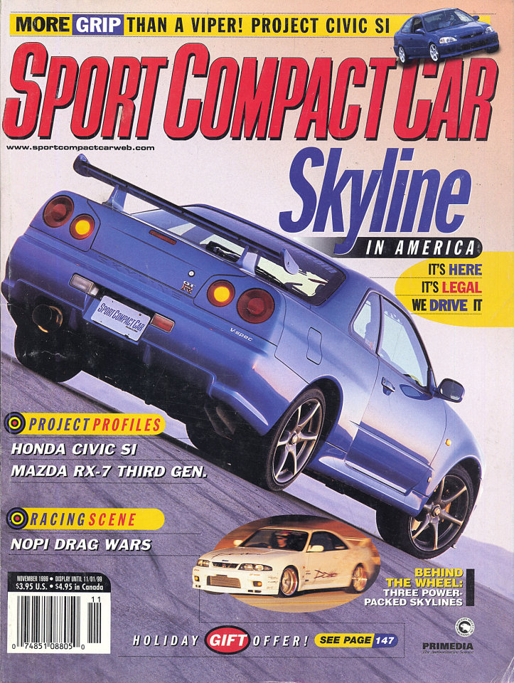Awesome Sport Compact Car Vol. 11 No. 12