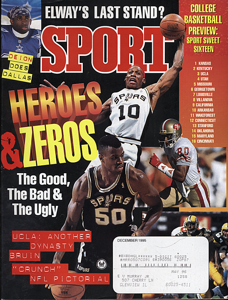 Sport  Dec 1,1995
