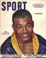 Sport  Feb 1,1952 Magazine