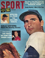 Sport  Feb 1,1966 Magazine