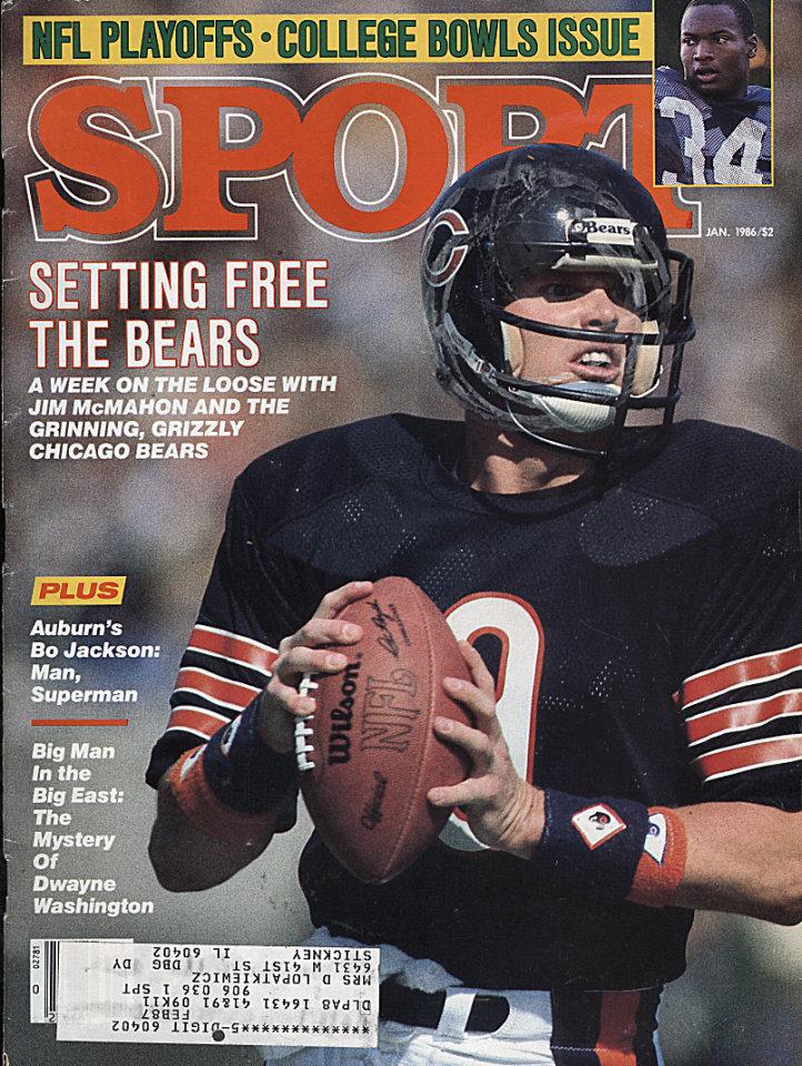 Sport  Jan 1,1986