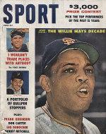 Sport Magazine June 1961 Magazine