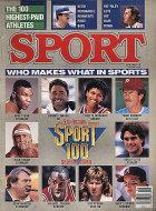 Sport Magazine June 1987 Magazine