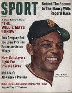 Sport Magazine October 1962 Magazine