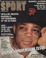 Sport Magazine September 1966 Magazine