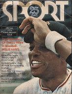 Sport Magazine September 1971 Magazine