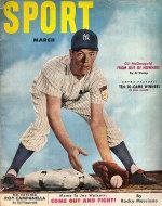 Sport  Mar 1,1952 Magazine