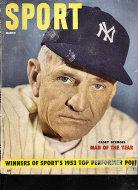 Sport  Mar 1,1954 Magazine