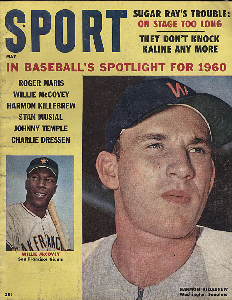 Sport  May 1,1960