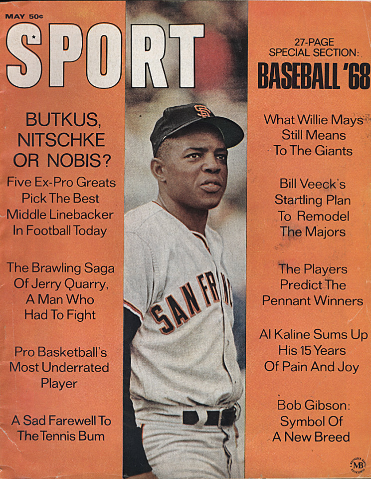 Sport  May 1,1968