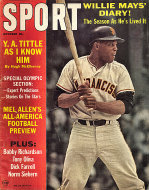 Sport  Oct 1,1964 Magazine