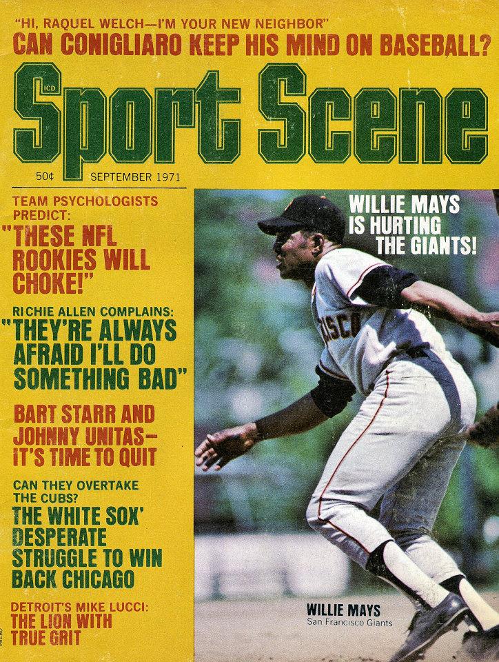 Sport Scene Vol. 1 No. 4