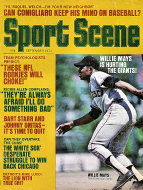 Sport Scene Vol. 1 No. 4 Magazine