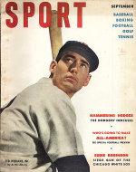 Sport  Sep 1,1951 Magazine