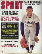 Sport  Sep 1,1963 Magazine
