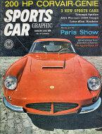 Sports Car Graphic Vol. 2 No. 9 Magazine