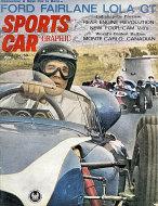 Sports Car Graphic Vol. 3 No. 1 Magazine