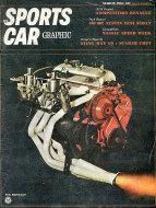 Sports Car Graphic Vol. 3 No. 11 Magazine