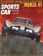 Sports Car Graphic Vol. 3 No. 4 Magazine