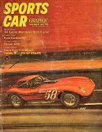 Sports Car Graphic Vol. 3 No. 7 Magazine