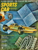 Sports Car Graphic Vol. 5 No. 1 Magazine