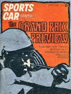 Sports Car Graphic Vol. 5 No. 3 Magazine