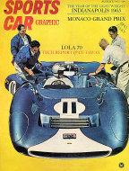 Sports Car Graphic Vol. 5 No. 4 Magazine