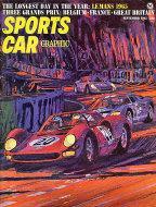 Sports Car Graphic Vol. 5 No. 5 Magazine