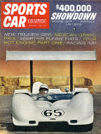 Sports Car Graphic Vol. 7 No. 1 Magazine