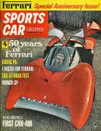 Sports Car Graphic Vol. 8 No. 11 Magazine