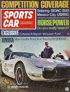 Sports Car Graphic Vol. 8 No. 6 Magazine