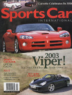 Sports Car International Vol. 19 No. 1 Magazine
