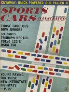 Sports Cars Illustrated Vol. 6 No. 2 Magazine