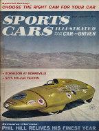 Sports Cars Illustrated Vol. 6 No. 7 Magazine