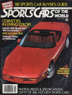 Sports Cars of the World Vol. 2 No. 2 Magazine