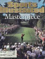 Sports Illustrated April 16, 2001 Magazine