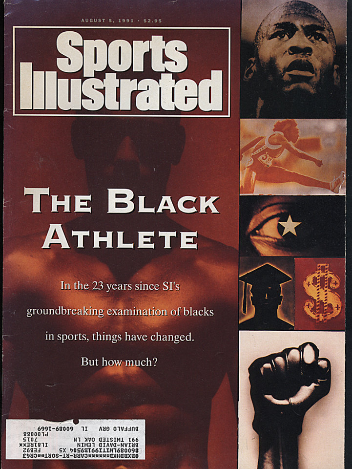 Sports Illustrated  Aug 5,1991