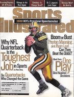 Sports Illustrated August 17, 1998 Magazine