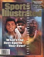 Sports Illustrated December 28, 1998 Magazine