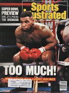 Sports Illustrated  Feb 1,1988 Magazine