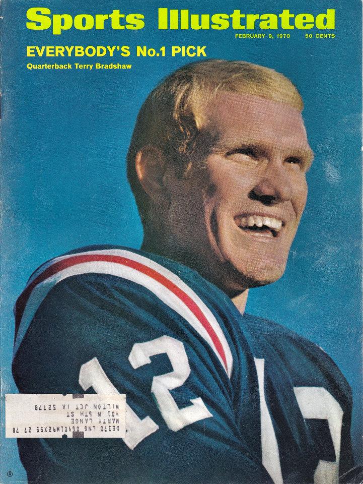 Sports Illustrated  Feb 9,1970