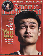 Sports Illustrated February 10, 2003 Magazine