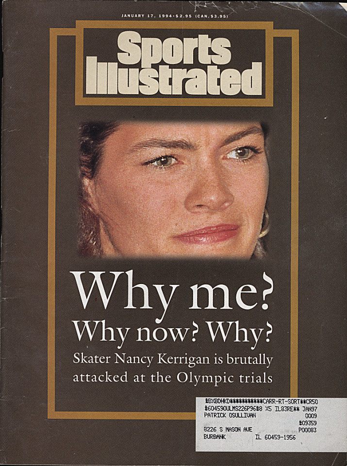 Sports Illustrated  Jan 17,1994