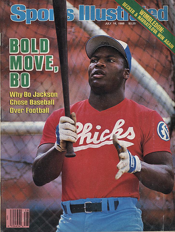 Sports Illustrated  Jul 14,1986