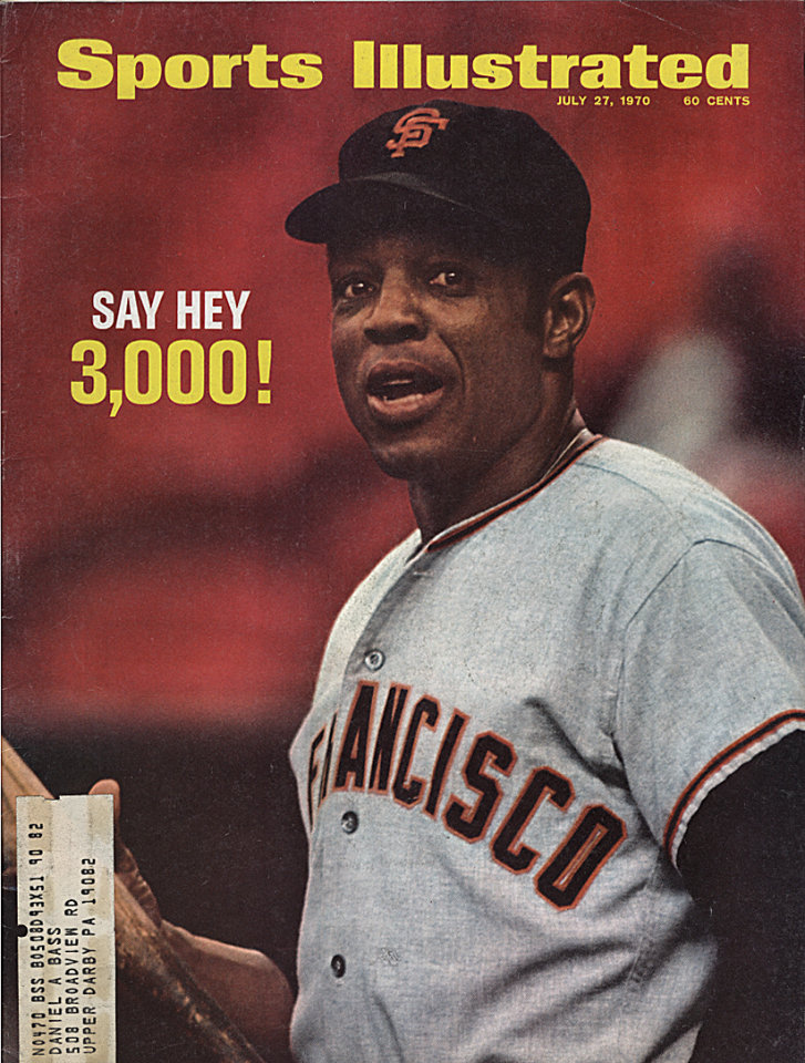 Sports Illustrated  Jul 27,1970