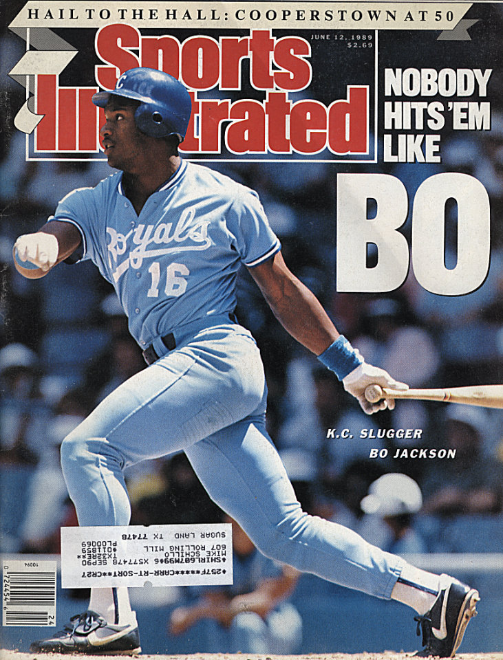 Sports Illustrated  Jun 12,1989