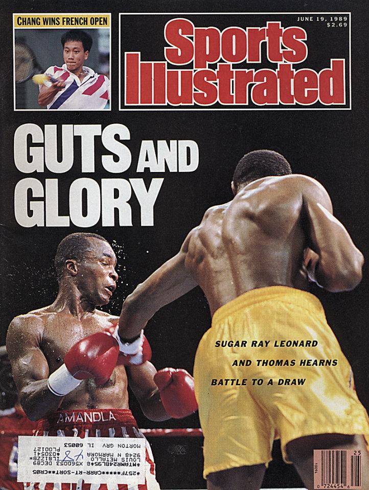 Sports Illustrated  Jun 19,1989
