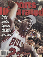 Sports Illustrated  Jun 23,1997 Magazine