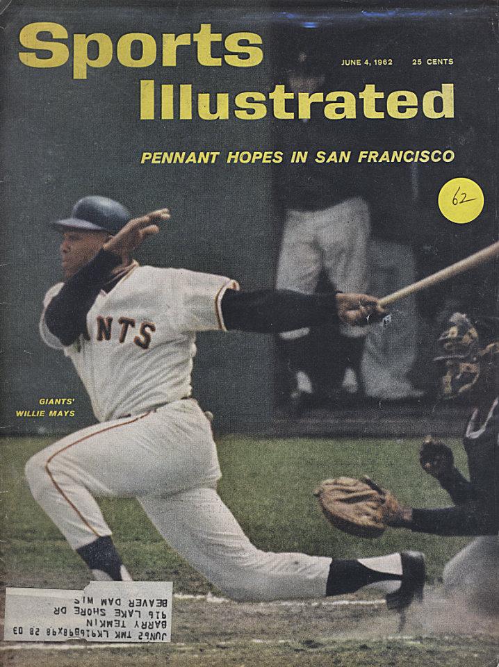 Sports Illustrated  Jun 4,1962